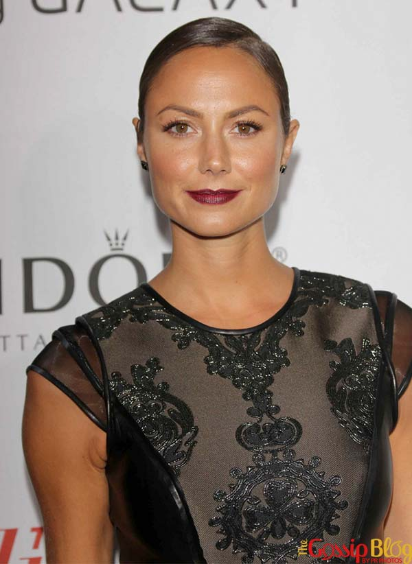 Stacy Keibler married Jared Pobre