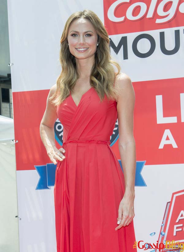 Stacy Keibler married