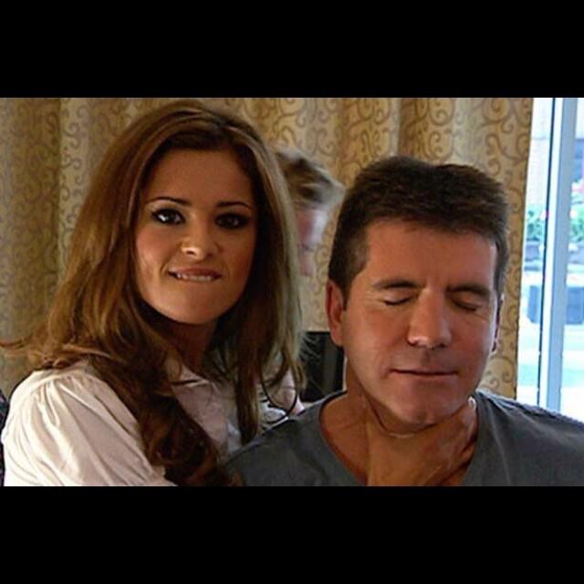 Cheryl, Simon