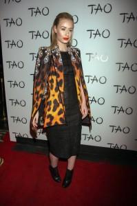 Iggy Azalea Hosts The Night at Tao Nightclub in Las Vegas on April 5, 2014