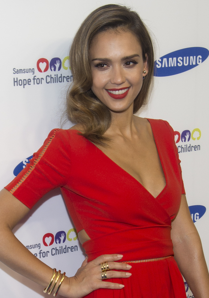 Samsung Hope For Children Gala 2014 in New York City - Arrivals