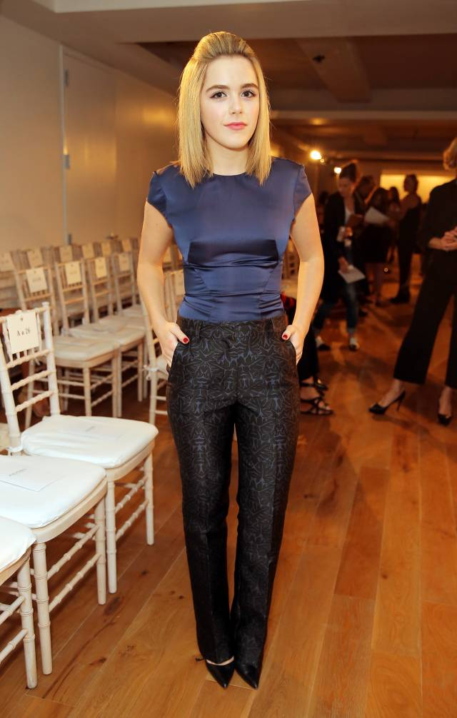 Take a glance at New York Fashion Week Famous Attendees!!