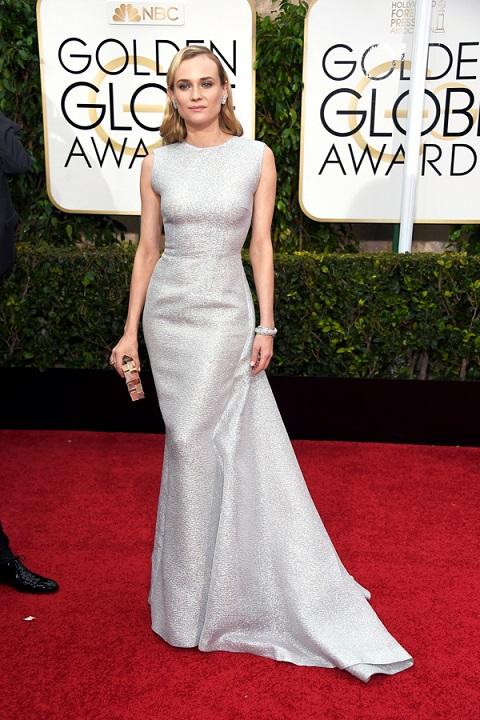 Diane Kruger  dresses