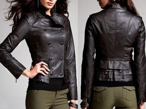 Seasonal Leather Jackets