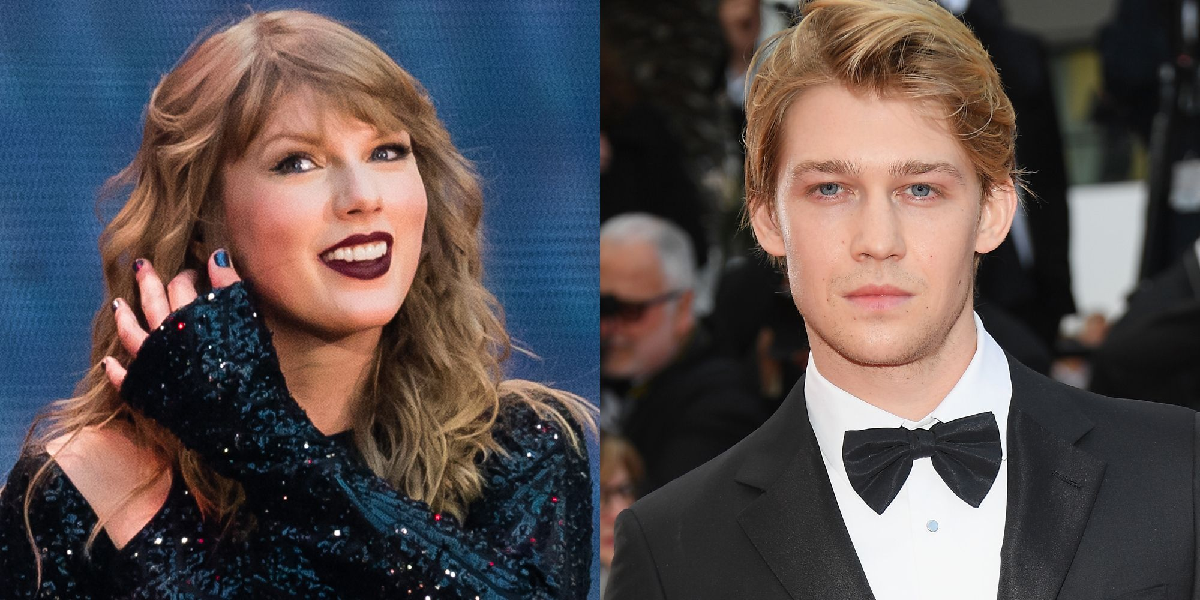Taylor Swift and boyfriend Joe - a relationship during