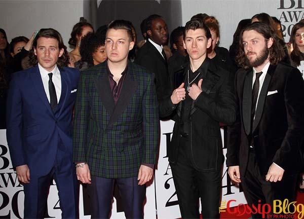 Arctic Monkeys, BRIT Awards