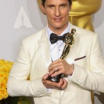 Matthew McConaughey, 2014 Oscars