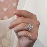 Scarlett Johansson, Engagement Ring