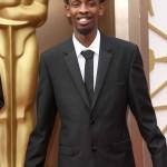 Barkhad Abdi, 2014 Academy Awards