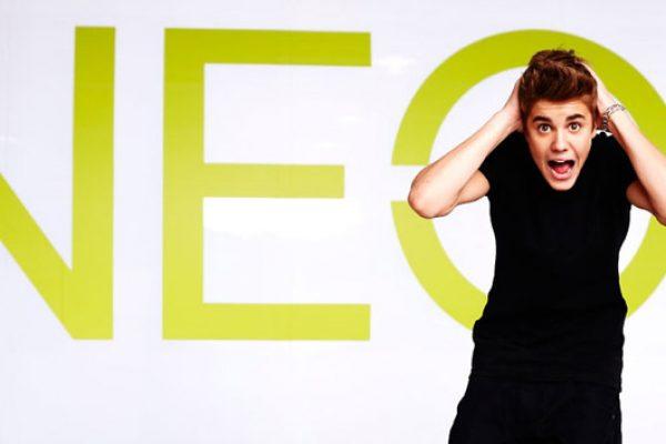Bieber Adidas NEO campaign