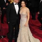 Channing Tatum, Jenna Dewan, 2014 Academy Awards