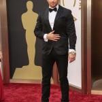 Kellan Lutz, 2014 Academy Awards