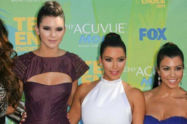 Kim Kardashian, Kendall, Modeling