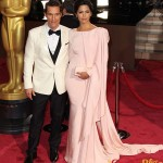 Matthew McConaughey, Camila Alves, 2014 Academy Awards