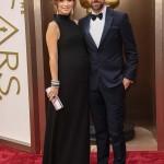 Olivia Wilde, Jason Sudeikis, 2014 Academy Awards