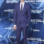 Andrew Garfield photos from The Amazing Spider Man 2 in New York City