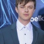 Dane Dehaan photos from The Amazing Spider Man 2 in New York City