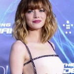 Emma Stone photos from The Amazing Spider Man 2 in New York City