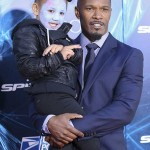 Jamie Foxx photos from The Amazing Spider Man 2 in New York City