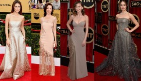 The Best Dresses of SAG Award 2015