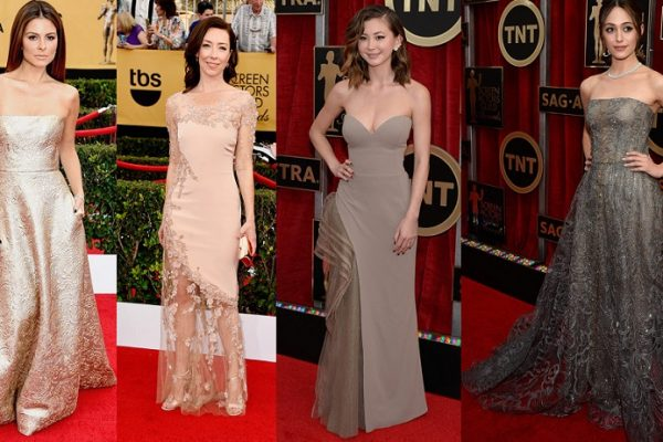 The Best Dresses of SAG Award 2015
