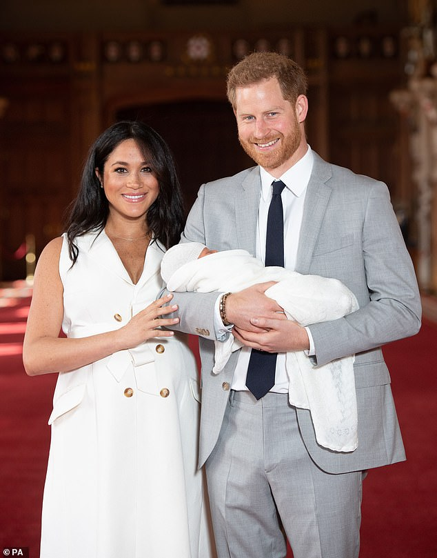 Harry, Meghan and