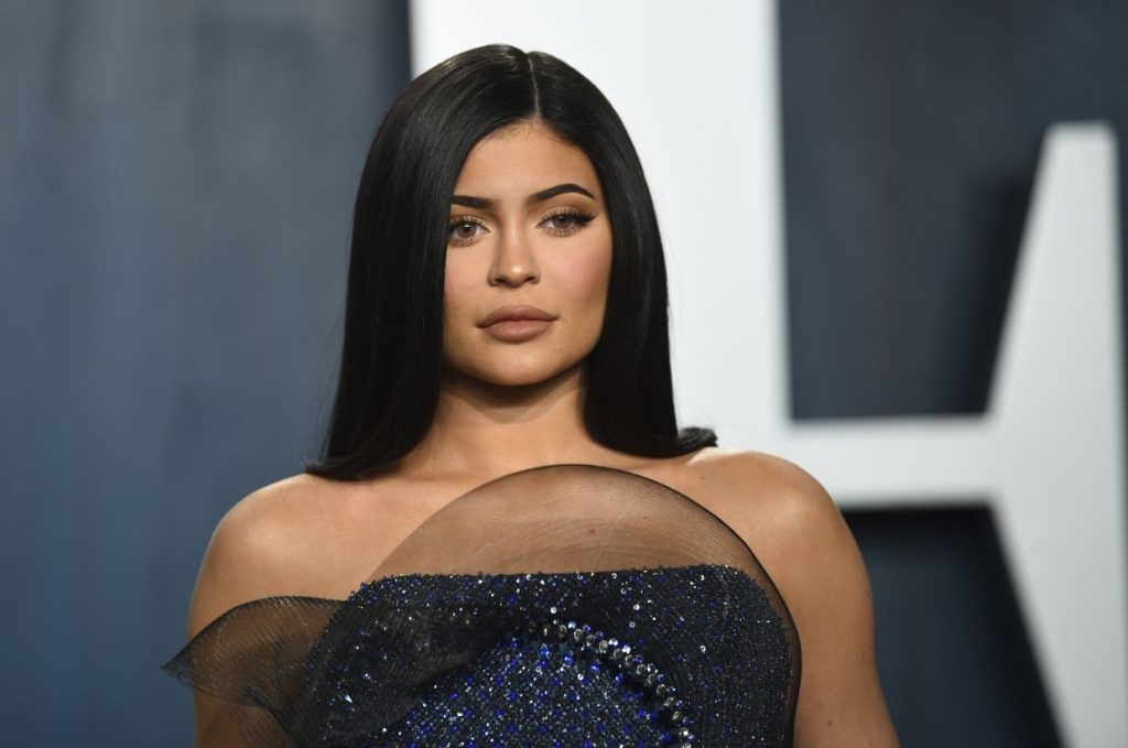 Kylie Jenner stay at home tips