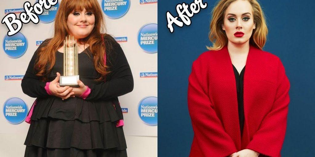 Adele diet plan