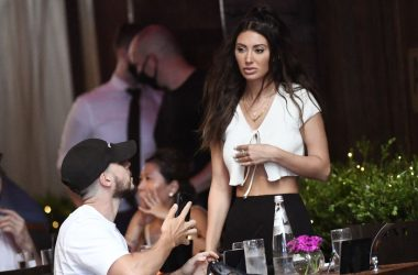 Romance rumors between Vinny Guadagnino and Francesco Farago